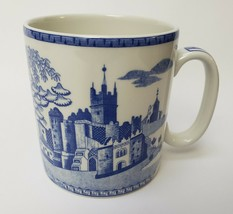 Spode Blue Room Collection Gothic Castle First Introduced C1814 - $39.55