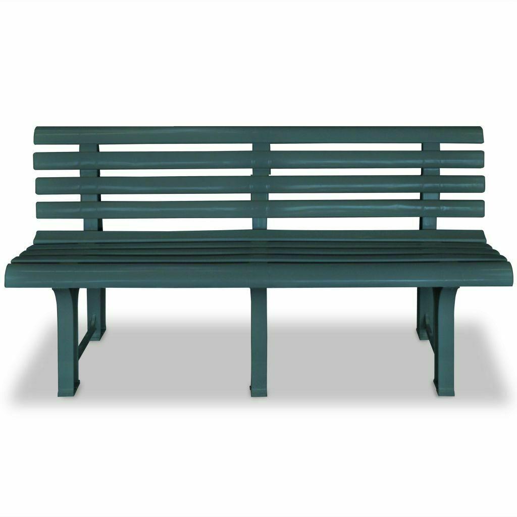 vidaXL Garden Bench Outdoor Bench Chair Garden Yard Furniture Multi Colors image 7