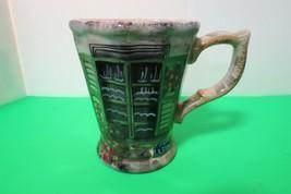 Rue De Paris Table Tops Unlimited Hand Painted Large Coffee Tea Mug 16 Oz - $11.88