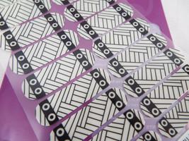 Jamberry Alle Verpackt auf 6J63 Nagel Wrap Voll Blatt Fluoreszierend - $10.29