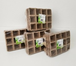 16 Packs x Garden Ease Peat Pots Seed Starting Starter Plant 152 Cells - $19.80