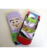 Disney Pixar BUZZ LIGHTYEAR Toy Story Women's / Teens Ankle High Socks S... - $7.60