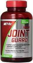 MET-Rx Super Joint Guard, 120 count, Joint Supplement with Glucosamine, ... - $21.77