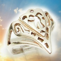 CASSIA4 HAUNTED RING 5000x OUT OF THE MAZE SOLUTIONS MAGICK MAGNIFICENT COLLECT - $153.89