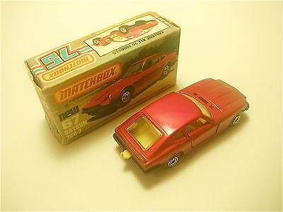 1978 Matchbox Lesney Datsun 260-Z  MPN 67  NIB