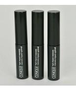 Clinique High Impact Mascara 01 Black .14oz Travel Lot of 3 Volumizing T... - $9.04