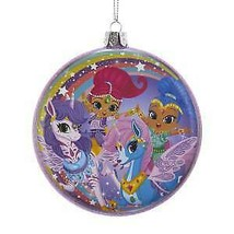 Shimmer and Shine™ Glittered Disc Ornament w - $12.99