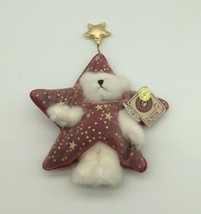 Boyds Twinkles Bear Limited Edition Star Longaberger Exclusive 2001 - $29.99