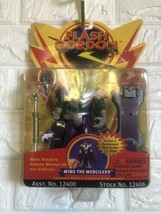 "Animated Flash Gordon 5"" Ming the Merciless Figure Playmates Vintage 1996 - $12.18"