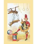 Flying Acrobatics by Frolie - Art Print - $19.99+