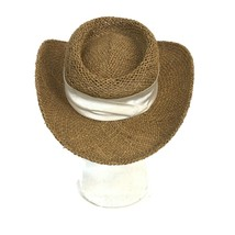 DPC Dorfman Pacific Co. Dad Miller Golf Course Men's Seagrass Straw Hat Small image 2