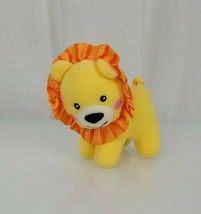 Fisher Price Crib Mobile Precious Planet Replacement Part Animal Yellow Lion NEW - $13.75