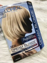 L'oreal Superior Preference Dream Blonde Hair Color 100 Ultra Lightening... - $28.04