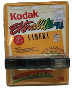 KODAK EKTRALITE 10 CAMERA OUTFIT BUILT IN FLASH! Vintage NOS 1988 New - $39.49