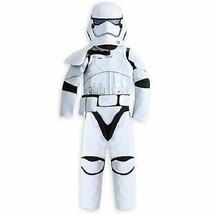 WDW DISNEY STAR WARS IMPERIAL STORMTROOPER STORM TROOPER COSTUME ROGUE O... - $59.99