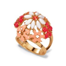 Avon Bouquet Bliss Ring size 10 - $10.99