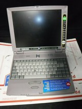 VINTAGE TOSHIBA SATELLITE 305CDS LAPTOP for parts or repair untested no ... - $123.74