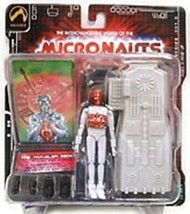 Micronauts Time Traveler Medic Version 1.5 - $74.24