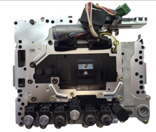 RE5R05A VALVE BODY (TYPE 3) 06-13 (20-40 OHM) NISSAN TITAN XTERRA PATHFINDER