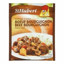 24 Pack St Hubert Beef Bourguignon Mix 35g Each -Canada Fresh And Delicious! - $50.74