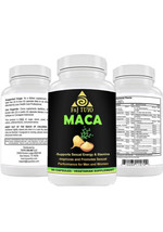Maca Root 100% Natural Andes Ancient Herbal For Sexual Energy & Stamina 90 Caps. - $15.40