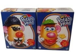 Original Hasbro Mr & Mrs Potato Head Classic Complete Set NEW  DISCONTINUED - $35.63