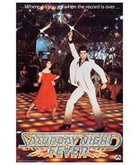 Saturday Night Fever Reproduction Movie Poster Stand-Up Display - Celebrity - $16.99