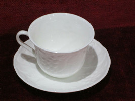 Wedgwood Strawberry and Vine cup and saucer - $7.87