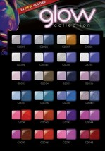 NEW 24 Glam & Glits - GLOW in the DARK acrylic powder color (GL2025 - GL... - $11.04