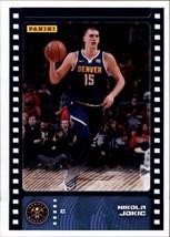 2019-20 Panini NBA Sticker Box Standard Size Insert #40 Nikola Jokic Den... - $2.95
