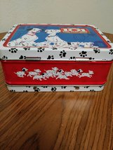 Walt Disney 100 Dalmatians Mini-Tin Lunch Box image 5