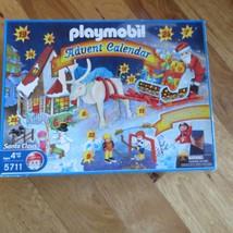 Playmobile Advent Calendar, 2002 Santa Claus 5711 New in Box - $84.15