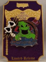 Mickey's Not So Scary Halloween 2016 Disney Annual Passholder Pin NEW - $32.99