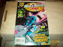 Bruce Wayne: Agent of S.H.I.E.L.D. #1 (Apr 1996, Marvel / DC) - $2.00