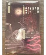Batman Arkham Asylum Hardcover Graphic Novel - $14.00