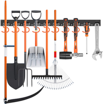 HORUSDY 64 Inch Adjustable Storage System, Wall Mount Tool Organizer, To... - $41.47