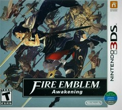 Fire Emblem: Awakening Nintendo 3DS World Edition BRAND NEW FACTORY SEALED - $39.62