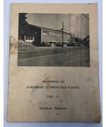 Hornbeak Elementary School 1966-67 Memories Yearbook Hornbeak Tennessee - $46.74