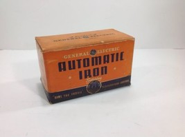 Vintage GE Circa 1950's General Electric Automatic Iron 119F12 - $56.09