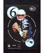 2000 Playoff Contenders Dual Auto #RN 11 Tom Brady/Marc Bulger [] Rookie... - $5.00