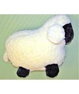"Vintage GERBER LAMB Atlanta Novelty Plush Wooly 17"" Long Black Cream SHE... - $24.75"