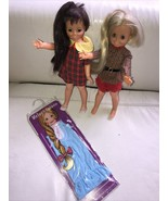 Vintage 1970's Ideal Velvet & Mia, Dolls MOC Clothes - $98.99