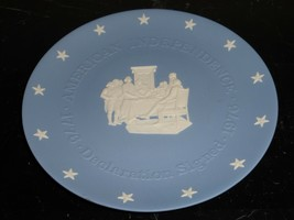 Wedgwood Jasperware American Independence Collectible Plate - $24.00