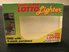 Camel Cash Lotto Disposable Lighter - $11.95
