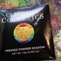 NWT NIB Clionadh Cosmetics JEWELLED MULTICHROME SINGLE PAN *ONE SHADE* BURNISH image 2