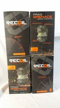Recoil Frag Grenade 4 Pack For Use With Recoil Starter Set  - $38.95