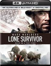 Lone Survivor (4K Ultra HD+Blu-ray+Digital)