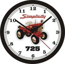 Simplicity Lawn Tractor Big 10, 14 Or 17 Inch Wall CLOCK-CHOOSE 1 Of 7 - $28.70+