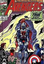 The Avengers #338 [Comic] [Jan 01, 1991] Marvel Comics - $4.89