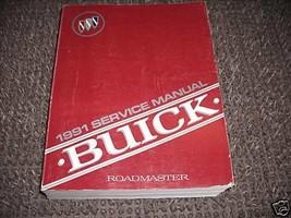 1991 Buick Roadmaster Servizio Riparazione Officina Shop Manuale Fabbric... - $16.82